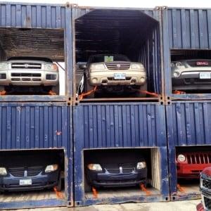 Iqaluit Cars Vehicles sealift