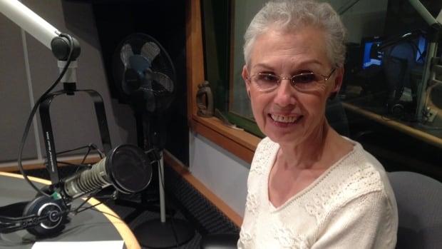 Lydia Katulka is a member of the Ukrainian Seniors' Centre in Sudbury.