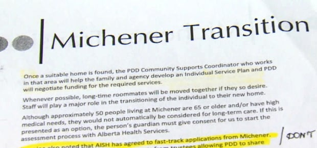 Michener Transition