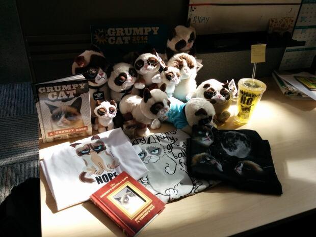 Grumpy Cat Merchandise