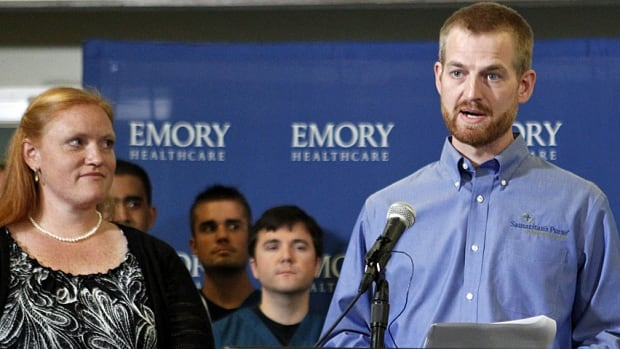 Dr. Kevin Brantly, Ebola patient
