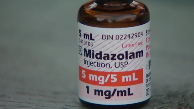 Sixteen vials of midazolam are missing from Queen Elizabeth II hospital.