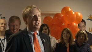 NDP Party Dominic Cardy