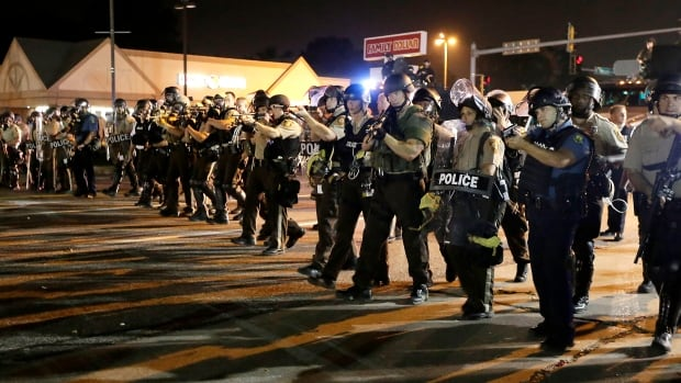 Ferguson, Mo., may take lessons from cities like Los Angeles and Cincinnati once the media spotlight has dimmed and the riots sparked by the shooting of Michael Brown have subsided.