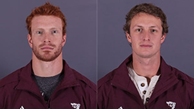 David Foucher Guillaume Donovan U of O hockey players charged