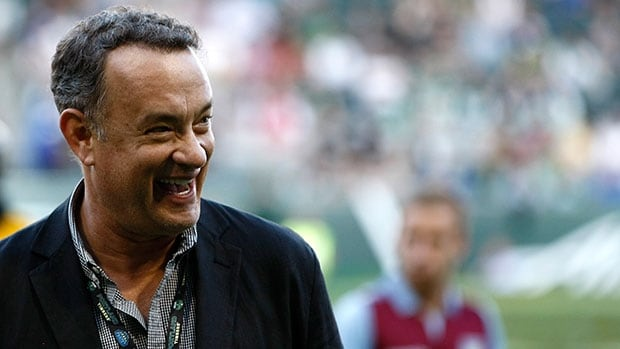 "Tom Hanks thinks players at the 2015 FIFA Women's World Cup in Canada ""deserve real grass."""
