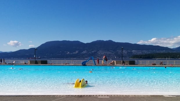Kits Pool will be one of 43 locations to have free public Wi-Fi in a new plan from Vancouver city council.