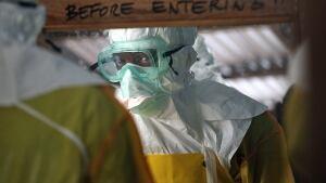 Ebola protective suit