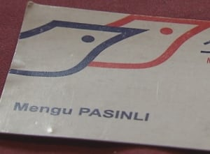 Mengu Pasinli business card