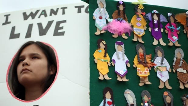 There have been renewed demands for an inquiry to study the high number of missing and murdered aboriginal women.