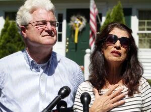 James Foley- Diane and John Foley