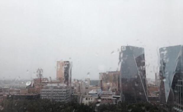 Rain Regina August 24