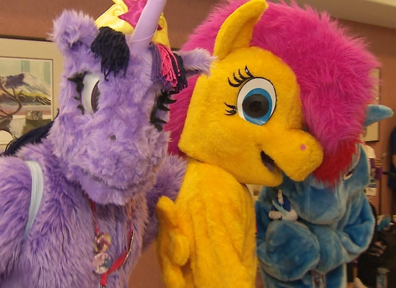 Bronies invade B C  for 2nd BronyCAN My Little Pony
