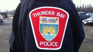 Thunder Bay Police badge