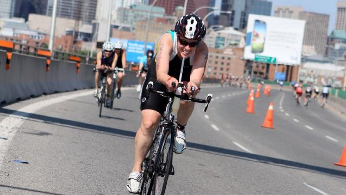 triathlon funding