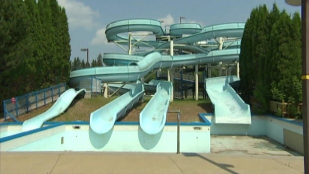 The water slides in Prince Albert may be upgraded even though hoped-for dollars from a contest did not come through.