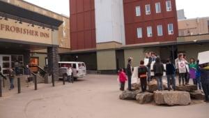 Iqaluit protest