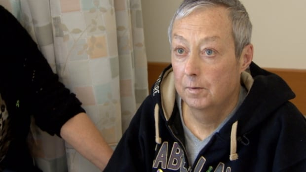Rick Galloway received a lung transplant in July after spending 50 days in the cardiovascular intensive care unit.