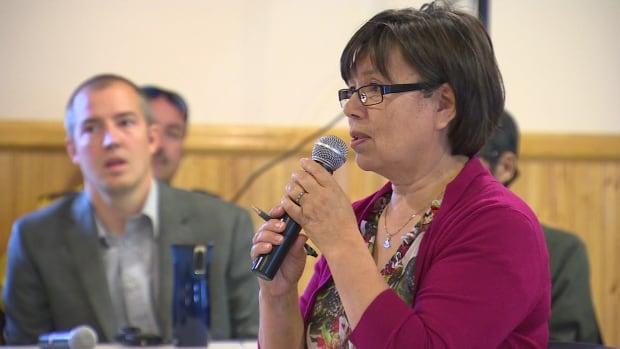 Deputy Mayor Mary Wilman