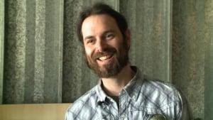 Archeologist Jamie Brake