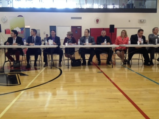 Filipino mayoral forum in Winnipeg