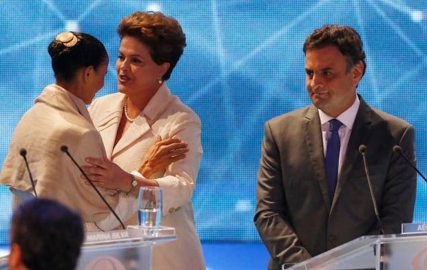 Silva-Rousseff-Neves-Brazil
