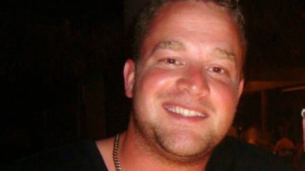 Joey Flaherty, 27, died in hospital after falling out of a friend's Jeep in an early Tuesday morning incident. Off-duty Brantford Police officer Ryan Grant is facing impaired driving charges related to the single-vehicle incident. Hamilton Police say those charges will be upgraded.