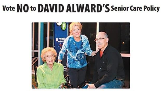 Senior care ad