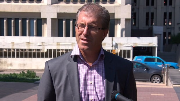 Gord Steeves says if he's elected mayor in the Oct. 22 civic election, he would introduce aerial drones that would complement Air-1, the Winnipeg Police Service's helicopter.