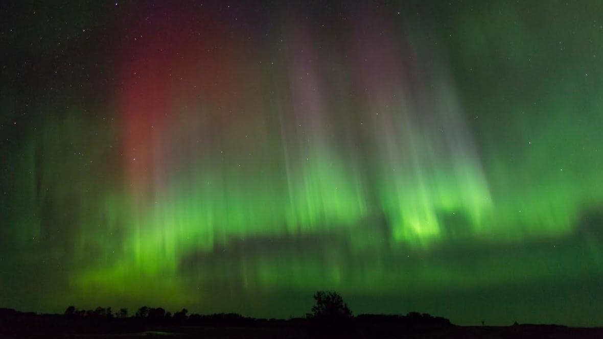 Northern Lights put on a dazzling display in Saskatchewan ...