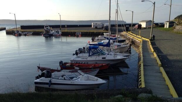 "The bomb removal experts took an ""inert ordnance"" from the St. Philip's boat basin on Wednesday evening."