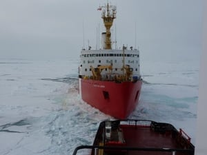 CCGS Louis S St-Laurent