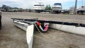 Phillips catamaran