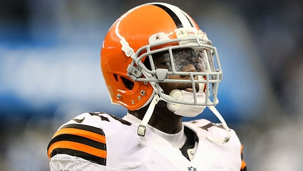 Josh Gordon topped the NFL with 1,646 yards receiving last year.