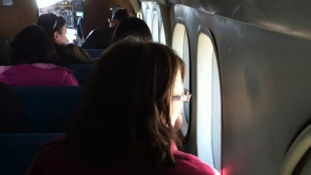 Passengers aboard a recent flight from Happy Valley - Goose Bay to Nain faced more than 24 hours worth of delays, after their flight was pulled twice for two separate medevacs.