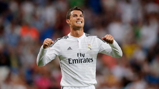 Real Madrid's Cristiano Ronaldo will lead his squad in defence of its Champions League crown in a group that includes Liverpool.