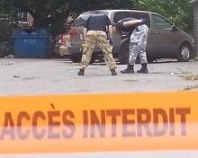 Gatineau Police Gunman Standoff Investigation