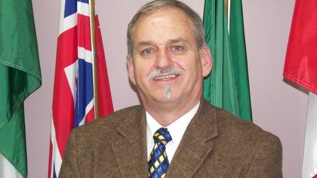 Cochrane town councillor Rey Brisson.