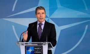 Rasmussen NATO presser Aug. 29