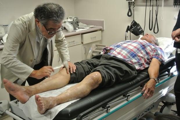 Dr. Akitomo Shimoji, Bill Fobister