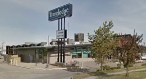 Travelodge hotel in Prince Albert