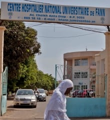 Senegal Ebola