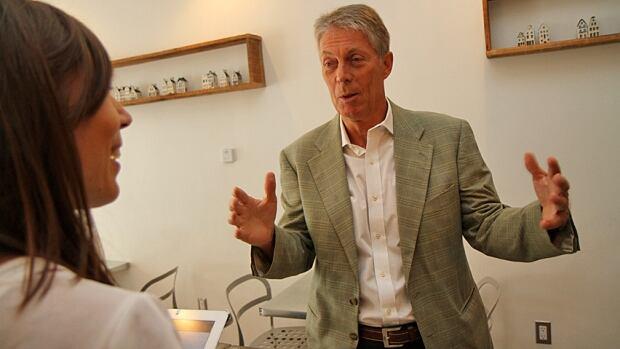 Fred Eisenberger