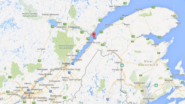 Beluga Whale Population In St Lawrence On Catastrophic Path - St lawrence river on us map