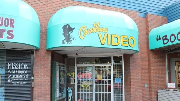 Casablanca Video has moved from its former home in Marda Loop.