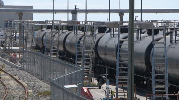 Documents obtained by Reuters shows Irving Oil Ltd.'s oil-by-rail terminal in Saint John has seen increasing air quality problems since it opened in 2012.