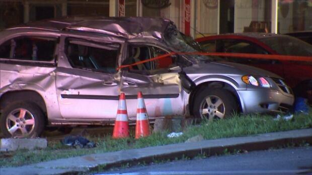 Huntingdon pedestrian killed