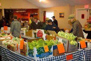 Produce in Iqaluit