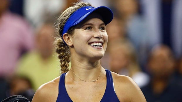 Eugenie Bouchard of Westmount, Que., is the only player in women's singles to reach all three Grand Slam semifinals in 2014.