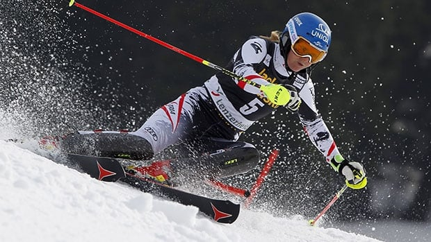 Marlies Schild won a world title, four Olympic medals and four World Cup slalom season championships in her career.